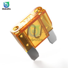 20pcs/Lot Large Size Car Blade Fuse 20A 30A 50A 60A 40A 70A 80A 100A  3*3.5*0.95CM Automotive