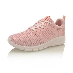 Image 2 - (Код Break) Li Ning BULLET прогулочная обувь женская спортивная обувь с удобной подкладкой li ning дышащие кроссовки из моно пряжи AGCM126 YXB075