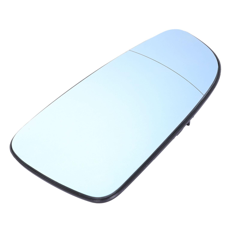 NOUVELLE Voiture Pilote Côté Gauche Aile Porte Bleu Miroir En Verre pour Opel Astra 2004-2008