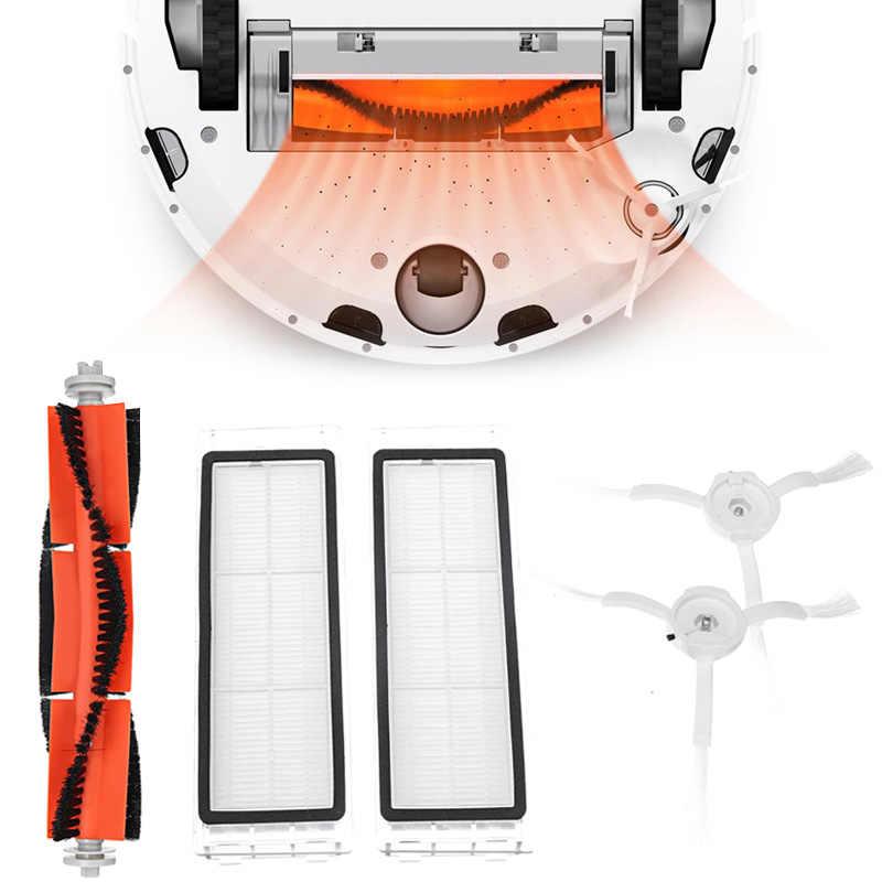 Прочная боковая щетка и фильтр и основная щетка для XIAOMI вакуумная боковая щетка + фильтр + основная щетка для XIAOMI запасная принадлежность для дома