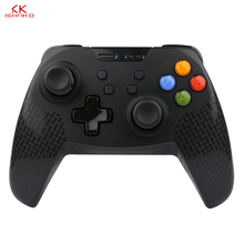 K ISHAKO bluetooth Wireless Gamepad Pro Remote Controller Joypad for Nintend Switch game player Console Dropshipping
