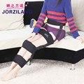Material de alto grado O ajustable / de tipo x pierna corrección Bowlegs polainas de la cadera ortesis patas para niños y adultos