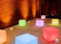 Главная свадьбу Led Cube