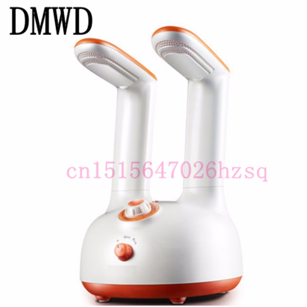 DMWD Shoe dryer household telescopic timing heating dry warm deodorization sterilization machine shoes machine hot baked deskto itas1107 shoes dryer deodorization sterilization telescopic shoes drier baking machine household winter shoes dehumidifcation