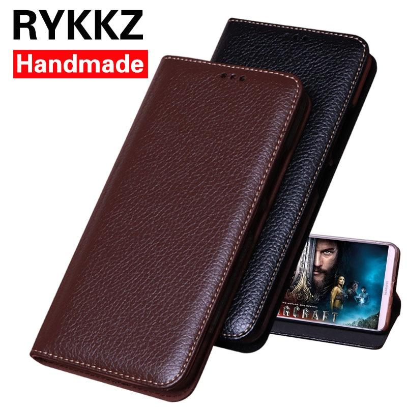 Funda RYKKZ para Oukitel K6 MT6763, funda para teléfono Oukitel K6, funda con tapa, Funda de cuero de silicona, protección completa, funda para teléfono Doogee-teléfono inteligente N20, teléfono móvil con pantalla FHD de 6,3 pulgadas, Octa Core, 16.0mp Triple de cámara trasera, 64GB rom, 4GB RAM, procesador MT6763, batería de 4350mAh, Android 9,0 LTE