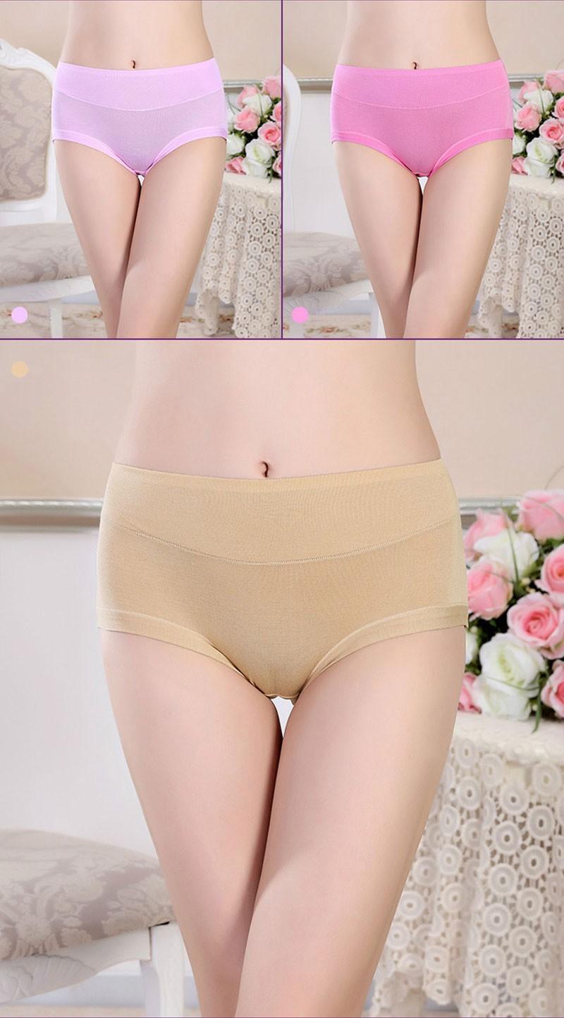 Bambuskangast väga mugavad püksikud naistele