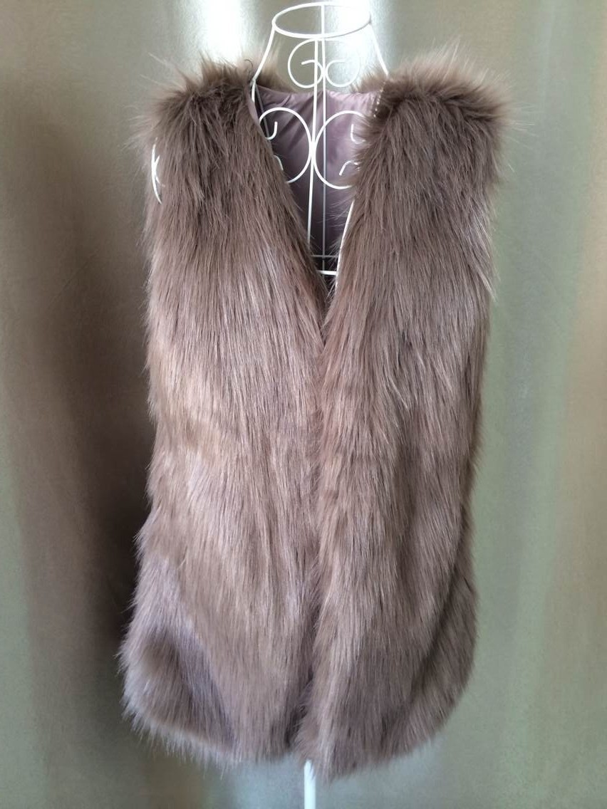 2015-Autumn-Winter-Faux-Fur-Vest-Colete-De-Pele-Falso-Jacket-Casacos-Femininos-Womens-Coat-Plus