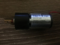 Used imported Swiss maxon A max 2 lines Coreless DC geared motor Motor Model 207646