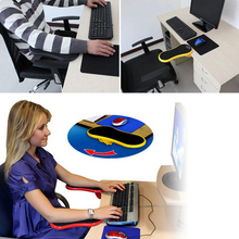 Arm Supporting Desk Mouse Pads