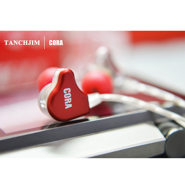 TANCHJIM CORA Dynamic Driver HiFi Audio In-ear Earphone with Sliver-plated OFC cable Macaron color earbuds for Xiaomi Huawei 4