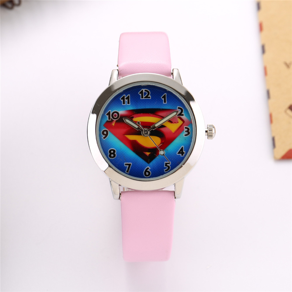 Cartoon  Watch Girl Hours Children Gift Quartz Baby Wrist Watch Kids Child Brand Clock Silicone Relogio Montre Enfant