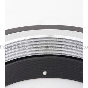 Image 5 - Pixco L/M39 M4/3 adapter obiektywu garnitur dla Leica M39 obiektywu, aby garnitur dla mikro cztery trzecie 4/3 kamery