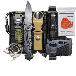 Outdoor survival kit Set Campi