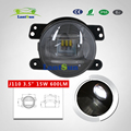 Pair hot sale 6500K 600lm 15w 90mm led fog light DC12v fits toyota corrola, camry, a ccord, pajero triton etc