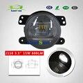 Par hot sale 6500 K 600lm 15 w 90mm led fog light DC12v encaixa toyota corrola, camry, um ccord, triton pajero etc