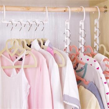 Wielopoziomowy wieszak na ubrania