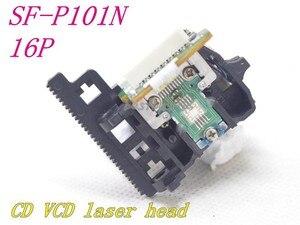 Image 4 - 새로운 10pcs SF P101N / SF 101N 16 핀/SF P101 16 핀 광학 픽업 SFP101N/SFP 101N CD/VCD 플레이어 레이저 렌즈 SF P101N 16P