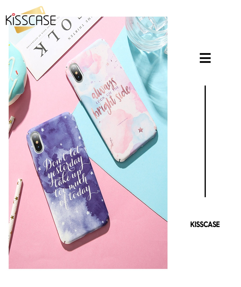 KISSCASE-Phone-Case-for-iPhone-X-XS-Max-7-8-Ultra-Thin-Matte-Hard-PC-Case(1)