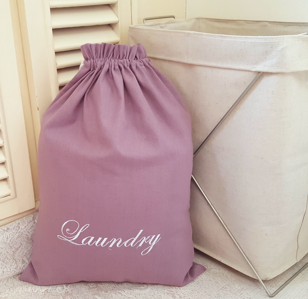 Cute Laundry Bags aliexpress : buy 4 colors embroidery pattern laundry bag pouch