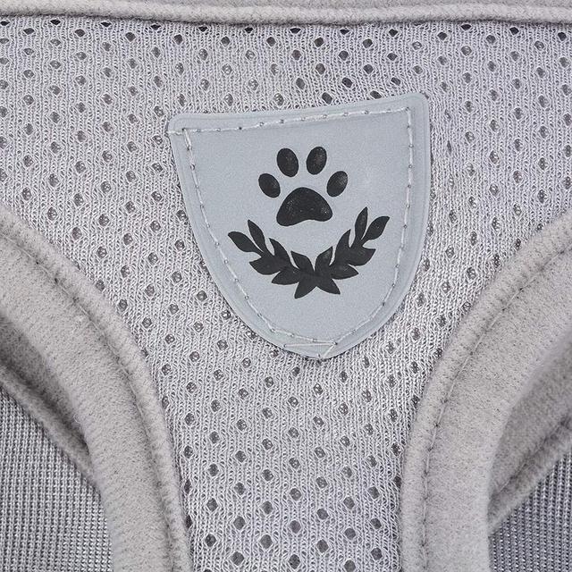 Reflective Dog Cat Harness Pet Adjustable Vest Walking 1