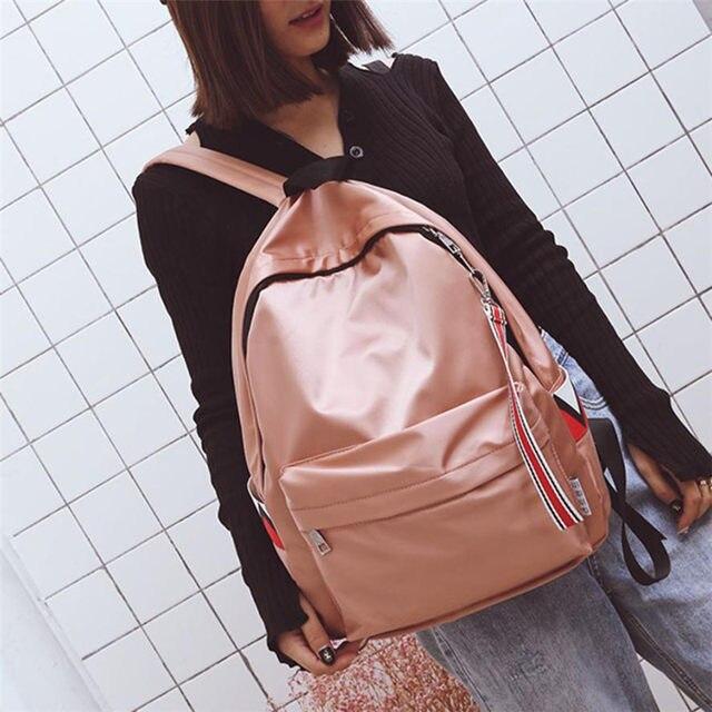 6dac5a35c519 Online Shop Fashion Backpack Women Unisex Waterproof Anti Water ...