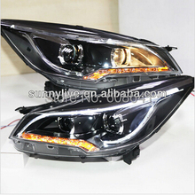 2013-2014 Year KUGA LED Strip Head Lamps TLZ Style