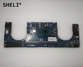 SHELI LA-C361P CN-0Y9N5X 0Y9N5X Y9N5X  For DELL X P S 15 9550 Motherboard with i7-6700HQ cpu GTX960M