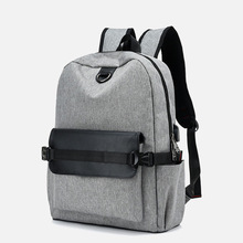 Informal Males Male Backpack Ladies Every day Rucksack Journey Bag Faculty Baggage teenager boys women Exterior USB Cost Pc Backpacks