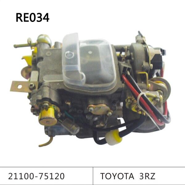 Carburetor forTOYOTA 3RZ  21100-75120 Carb