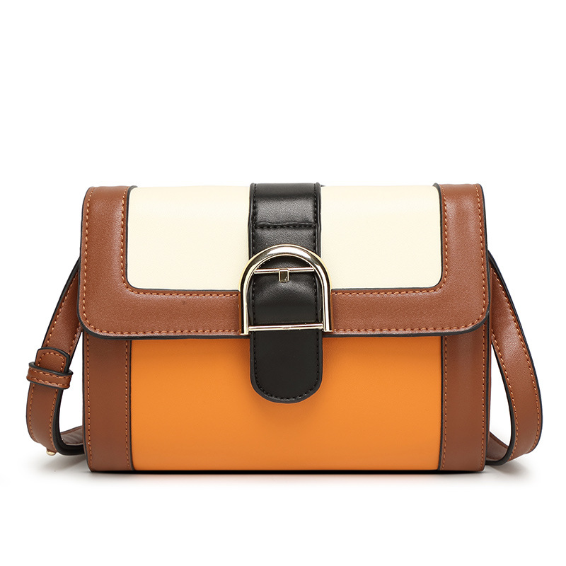 Aresland 2017 Fashion Women Handbag Panelled Coffee Female shoulder bag Summer crossbody  bolsas femininas messenger ladies bag