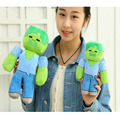 "Hot Sale Fashion Children Soft Plush Toy 18cm/7"" Game Minecraft Steve Creeper Zombie Ghost Doll Xmas Gift"