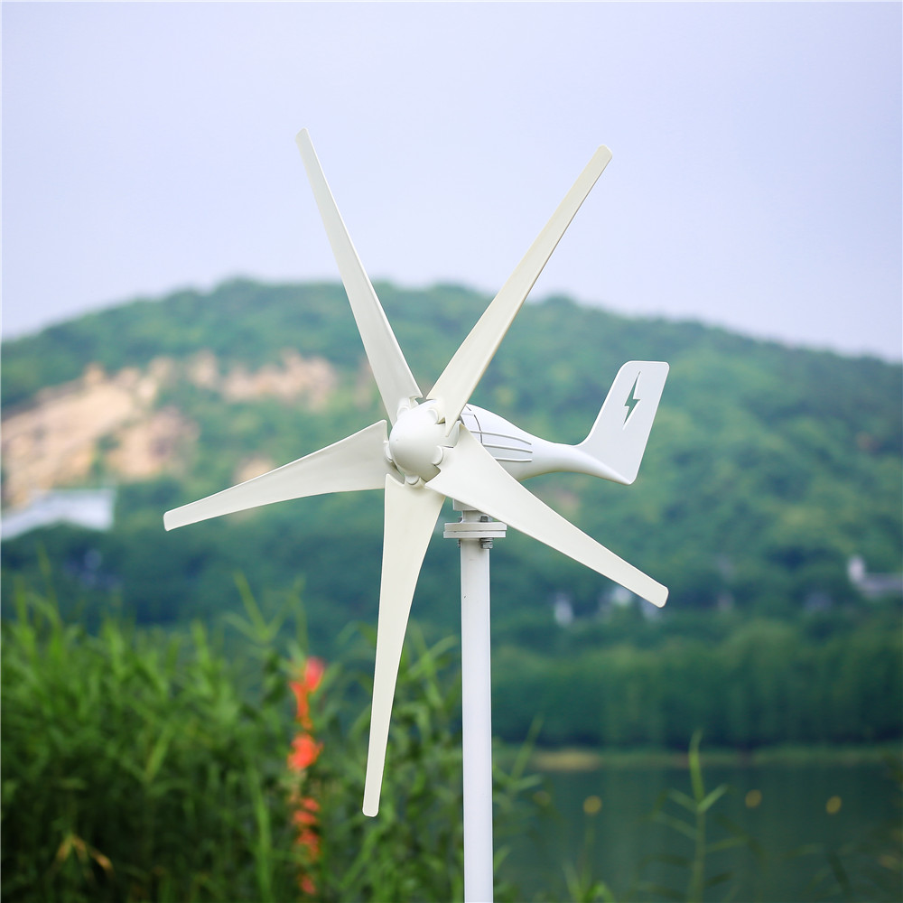 March sales promotion Small wind turbine 12V/24V 400W wind