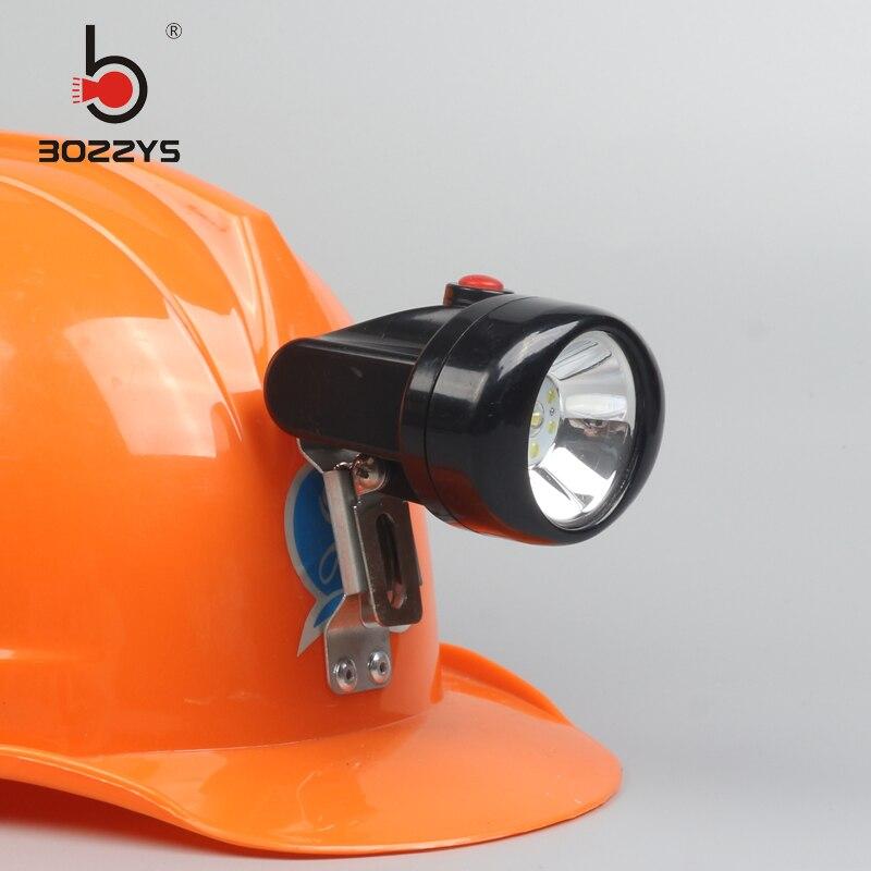 Βιομηχανικός LED Λιθίου Ορυχείο 1W Αδιάβροχος και αντι-πτώση Η πηγή φωτός μπορεί να συνδεθεί με το φορτιστή BK2800