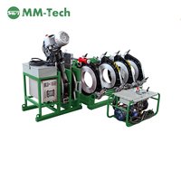 SWT B500/200H pipe welding machine for connecting water pipe together