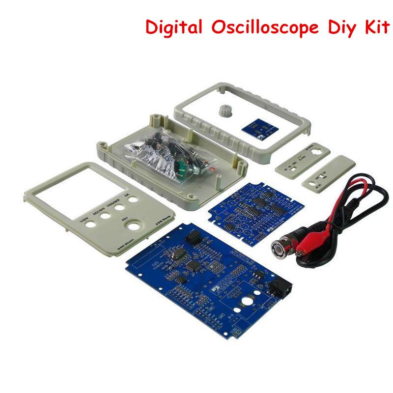 Prix pour Date DSO Shell DSO150 Oscilloscope Numérique Diy Kit Avec un Cas