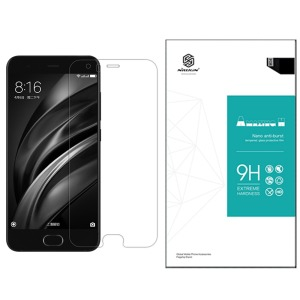 Image 3 - for Xiaomi mi6 glass screen protector Nillkin tempered glass screen protector for xiaomi mi6 mi 6