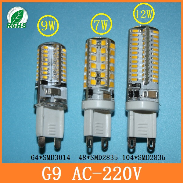 1pcs G9 Led Bulb 220v 3w 5w Led Light Smd 2835 Dimmable Bulbs Spotlight Leds 360 Beam Angle Replace Halogen Lighting Bracing Up The Whole System And Strengthening It Light Bulbs