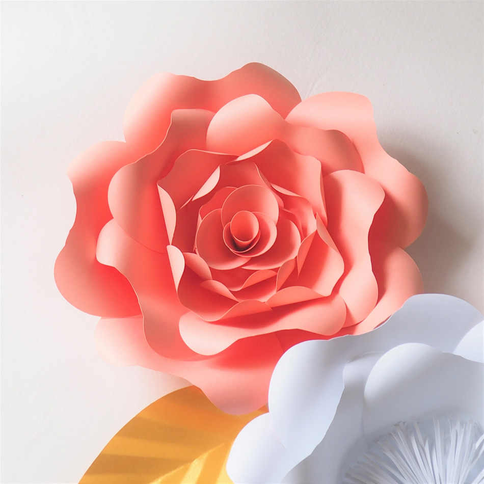 Detail Feedback Questions About Diy Giant Paper Flowers Backdrop
