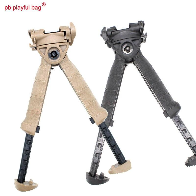 Sac ludique sniper cs club accessoire t-pod V2 jinming8 M4 support de prise en main tactique rétracter gel balle pistolet modifié blaster LD2