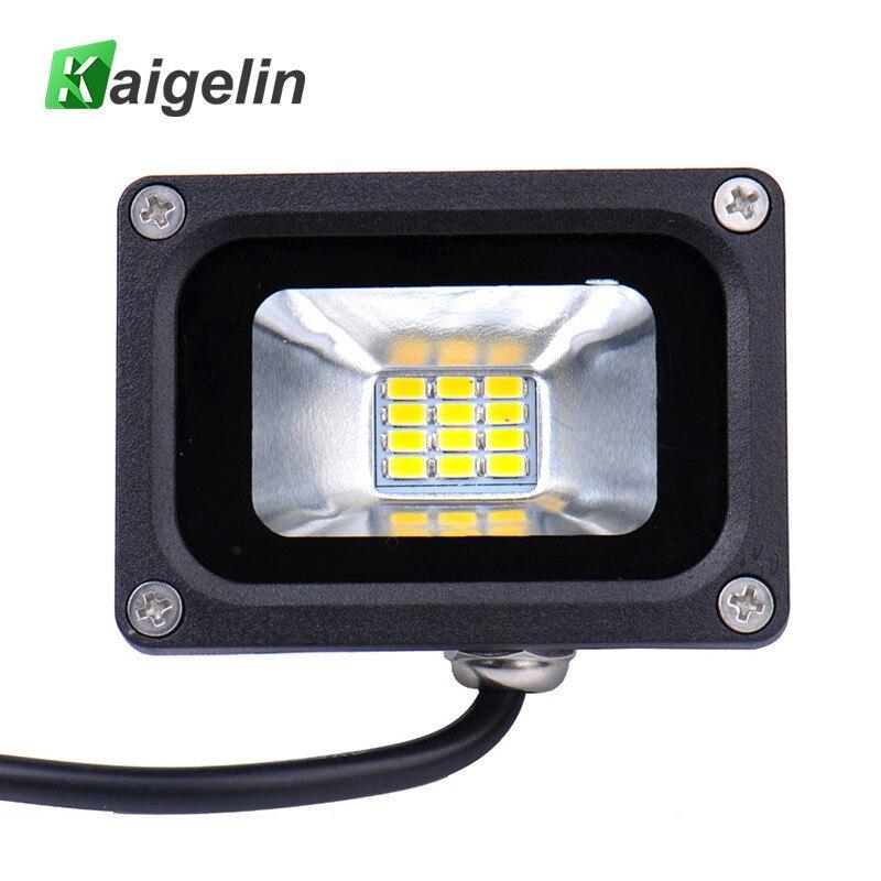 Heißer Verkauf 12 v 10 watt Wasserdichte IP65 LED Flutlicht Flutlicht Landschaft Outdoor Flutlicht Beleuchtung Lampe Platz Garten scheinwerfer