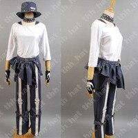 DMMD Dramatical Murder Sei Cosplay Costume hat tshirt pant uniform customized set
