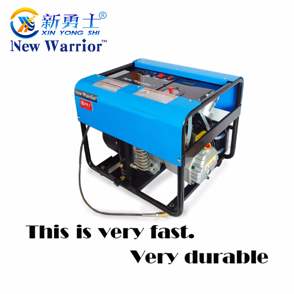 300bar 30mpa 4500psi high pressure portable pcp electric air compressor