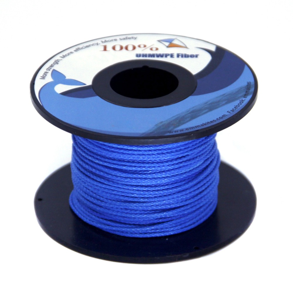 100ft 350lb Fishing Line Braid 8 Strands 100% UHMWPE Stunt Kite Line 1mm Outdoor Cord Rope For Haulling Dragging 4mm 3960lb fishing rope braided fishing line accessories 15m uhmwpe safety survival utility cord large kite line string