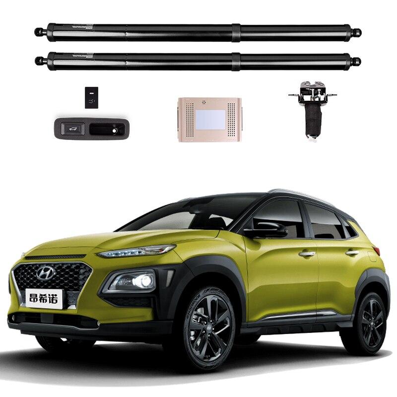 Para Hyundai porta traseira Elétrica KONA automáticas de levantamento de perna modificado modificação do carro sensor da porta traseira porta traseira do carro
