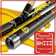 Новое поступление PREOAIDR 3142 бренд BK3 пул удар и прыжок кий 13 мм наконечник бильярдная палка скачки спортивные ручки 147 см длина Китай
