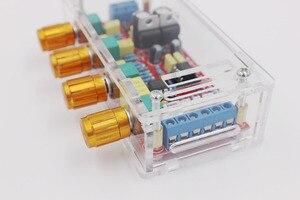 Image 2 - NE5532 OP AMP HIFI Amplificatore Preamplificatore Scheda di Controllo di Tono del Volume EQ kit FAI DA TE o prodotto finito guscio Trasparente