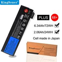 KingSener Battery for Lenovo Thinkpad X270 X260 X240 X240S X250 T450 T470P T450S T440 T440S K2450 W550S 45N1136 45N1134 45N1777