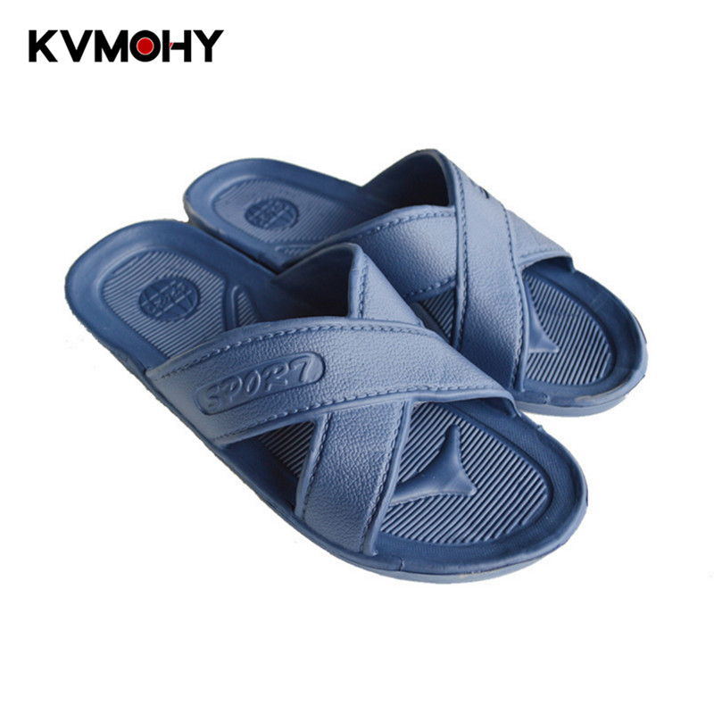 Slippers Men New Summer Mens Indoor Slippers Beach Sandals Flat Soft Flip Flop Outdoor Fashion Male/Female Lover Slipper Shoes women flip flop women flat sandals female outdoor slipper anti skidding causal beach slipper women flip flop fashion slides