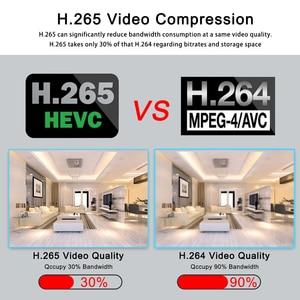 Image 2 - MISECU 2HDD 25CH 5MP 32CH 1080P 8CH 4K CCTV H.264/H.265 NVR DVR Network Video Recorder Onvif 2.0 for IP Camera 2 SATA XMEYE P2P