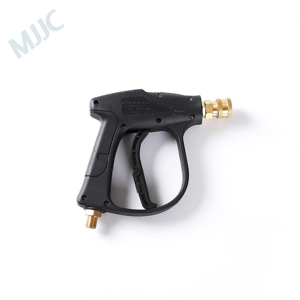 MJJC Marca di Lavaggio Auto Pistola 3000 PSI Max di Lavaggio Ad Alta Pressione Strumento per la Pressione di Alimentazione Rondelle
